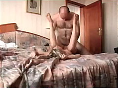 kom skoot, blond, blond, roompastei, self gemaak, amateur, interne
