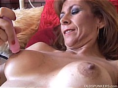 milf, ouer, ouer, amateur, rooikop, ouer vrou