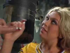 Tiffany Rayne, anaal, blond, bj