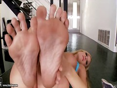 Amy Brooke, voet fetish, fetish