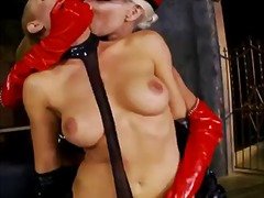 Puma Swede, blond, bdsm